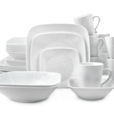 Corelle® Boutique Cherish 42-Piece Dinnerware Set