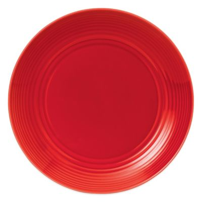 Gordon Ramsay by Royal Doulton® Maze Chili Dinner Plate in Red