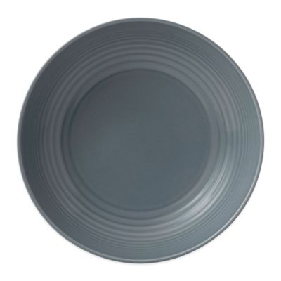 Gordon Ramsay by Royal Doulton® Maze Vegetable Bowl in Dark Grey