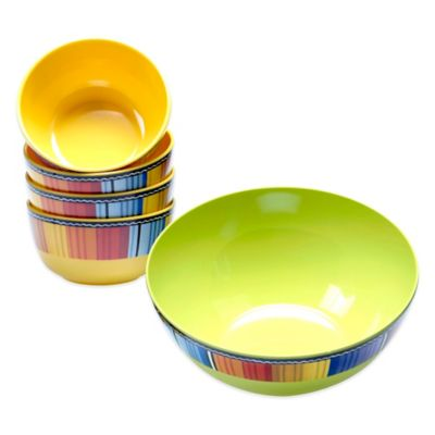 5-Piece Salad Bowl