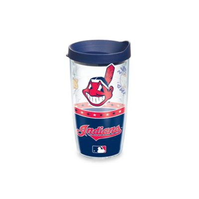 Tervis® MLB Cleveland Indians Vintage 16 oz. Wrap Tumbler with Lid