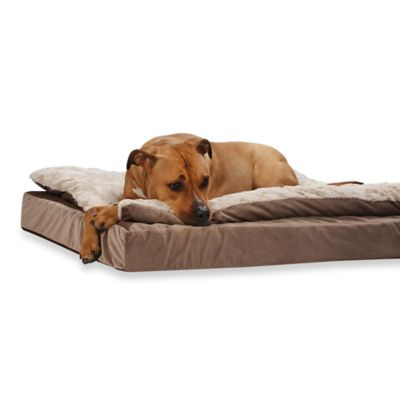 Kenny Super Pillow Top 20-Inch x 30-Inch Pet Bed