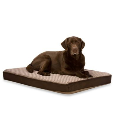 Sue Self Cooling 30-Inch x 40-Inch Pet Bed in Brown