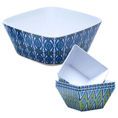 5-Piece Salad Bowl Set