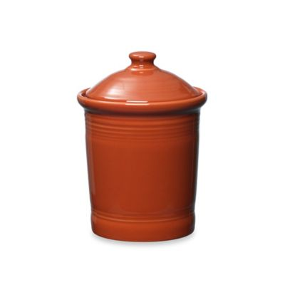 Fiesta® Small Canister in Paprika