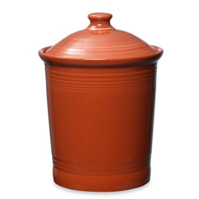 Fiesta® Large Canister in Paprika