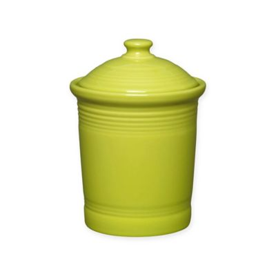Fiesta® Small Canister in Lemongrass