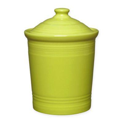 Fiesta® Medium Canister in Lemongrass