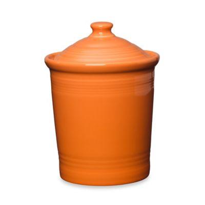 Fiesta® Medium Canister in Tangerine