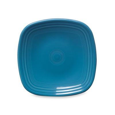 Fiesta® Square Salad Plate in Peacock