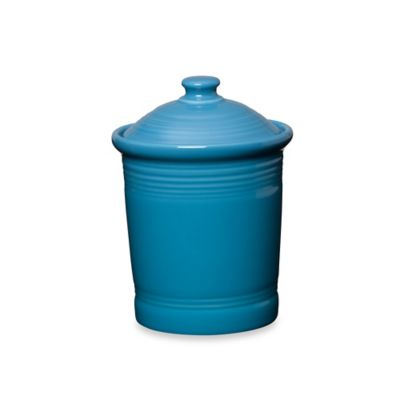 Fiesta® Small Canister in Peacock