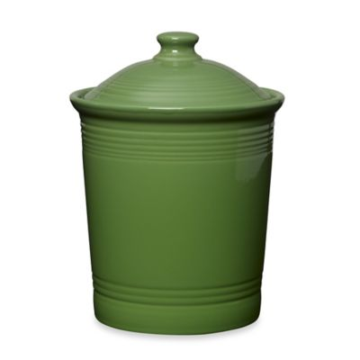 Fiesta® Large Canister in Shamrock