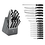 J.A. Henckels International Fine Edge Synergy 17-Piece Knife Block Set