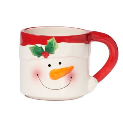 Pfaltzgraff® Holiday Snowman Stackable Mug