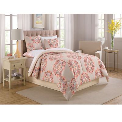 Bliss Full Comforter Set