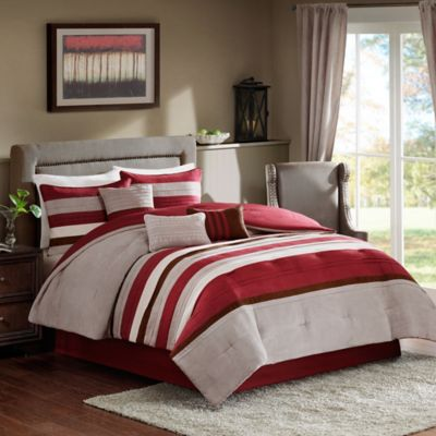 Red Full Comforter Sets