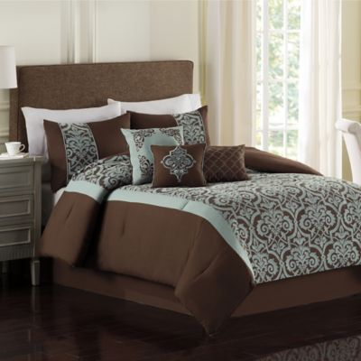 Collier Full Comforter Set