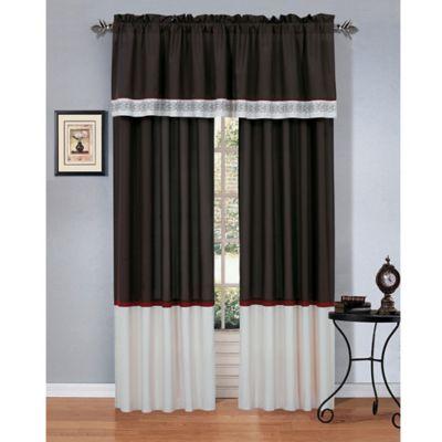 Cassandra 84-Inch Window Panel Pair