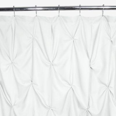 Park B. Smith White Shower Hooks