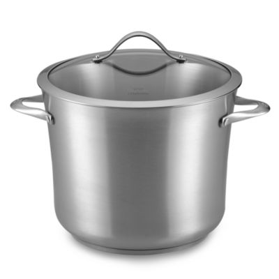 Calphalon® Contemporary Stainless Steel 12-Quart Stockpot