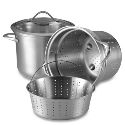 Stainless Steel Holiday Cooking