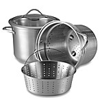 Calphalon® Contemporary Stainless Steel 8-Quart Multi Pot