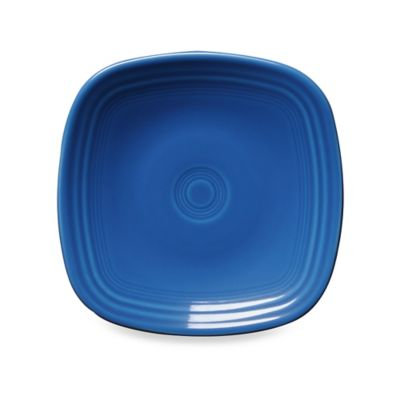 Fiesta® Square Salad Plate in Lapis
