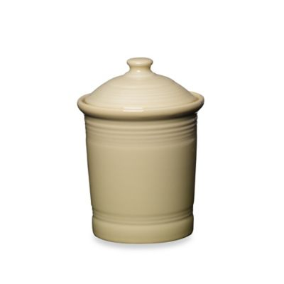 Fiesta® Small Canister in Ivory