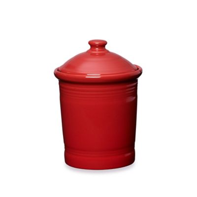 Fiesta® Small Canister in Scarlet