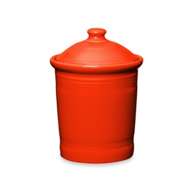 Fiesta® Small Canister in Poppy