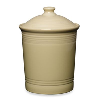 Fiesta® Large Canister in Ivory