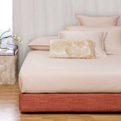 Howard Elliott® Sterling Queen Box Spring Cover in Coco Topaz