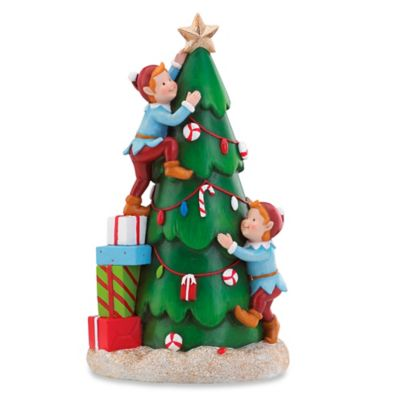 Kathy Ireland Home® by Gorham Once Upon a Christmas Elf Tree