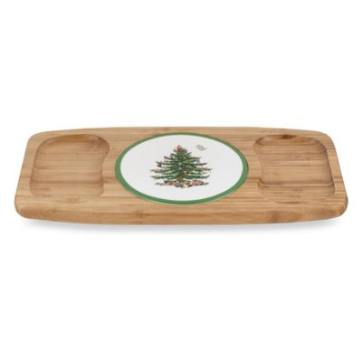 Spode® Christmas Tree Cheese Tray