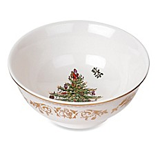 Spode® Christmas Tree Gold Small Bowl