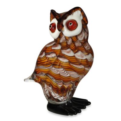 Dale Tiffany™ Spotted Owl Art Sculpture