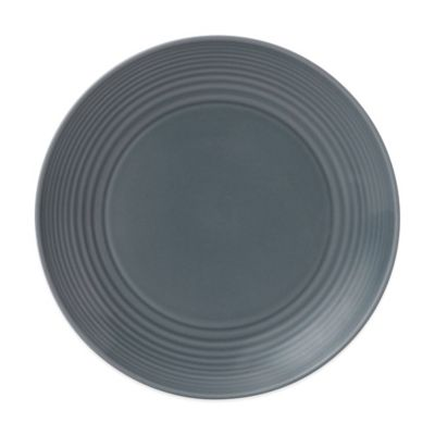 Gordon Ramsay by Royal Doulton® Maze Salad Plate in Dark Grey