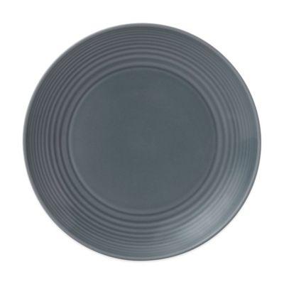 Gordon Ramsay by Royal Doulton® Maze Salad Plate in Dark Grey