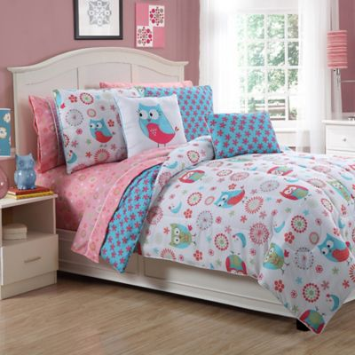 Twin Complete Comforter Sets
