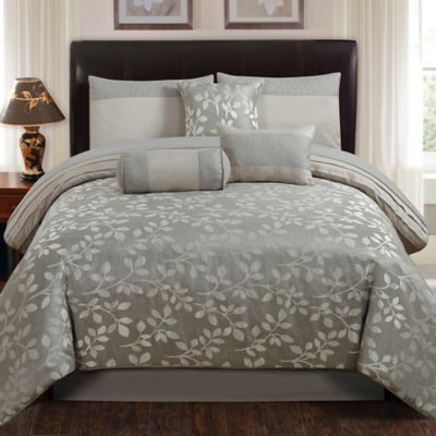Selvy Queen Comforter Set