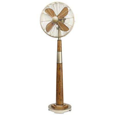 Deco Breeze® Origin 16-Inch Standing Floor Fan