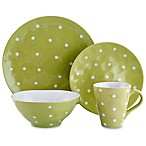Maxwell & Williams™ Sprinkle Dinnerware Collection in Lime