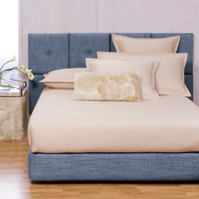 Blue Beds and Headboards