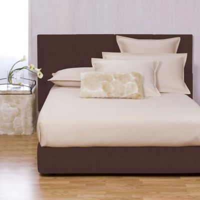 Howard Elliott® Sterling Queen Bed and Headboard Kit in Chocolate