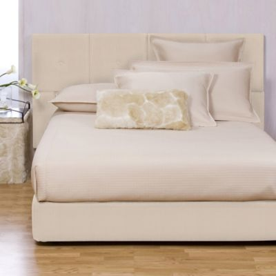 Howard Elliott® Sterling King Bed and Headboard Kit in Sand
