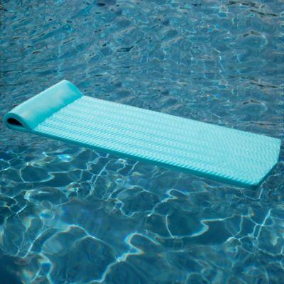 Super Soft® Serenity Pool Float in Marina Blue