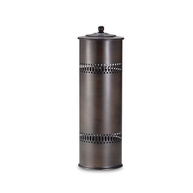 Oil Rubbed Bronze Toilet Tissue Cylinder