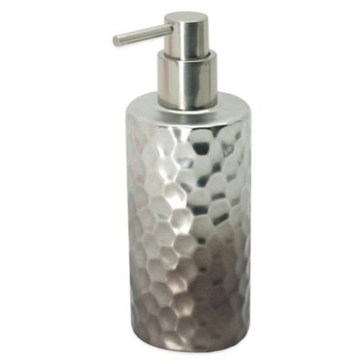 Kenneth Cole Porcelain Imprints Lotion Dispenser