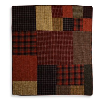 Donna Sharp Woodland Square Throw