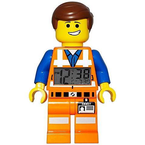 Lego 174 Movie Emmet Minifigure Alarm Clock Www